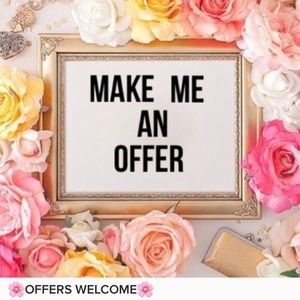 Other - All reasonable offers welcome